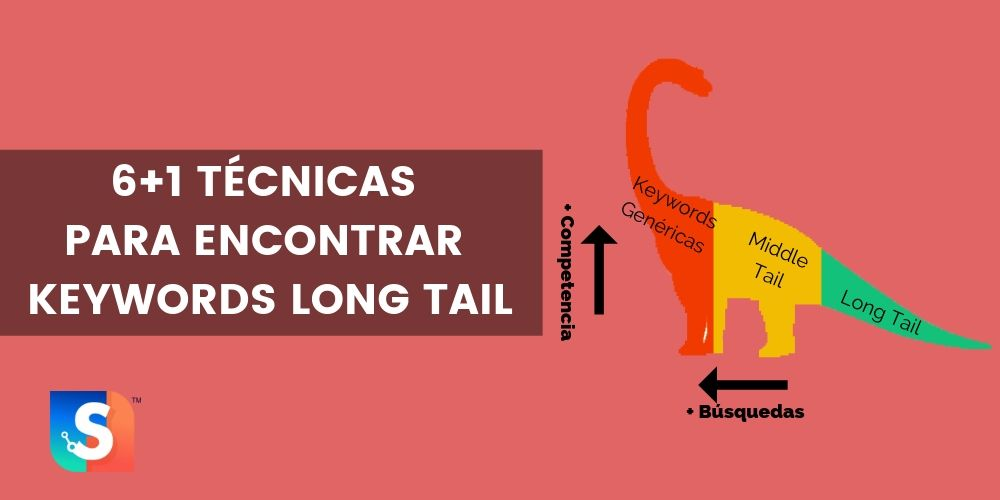 Cómo encontrar keywords long tail que posicionen fácil: 6+1 TÉCNICAS