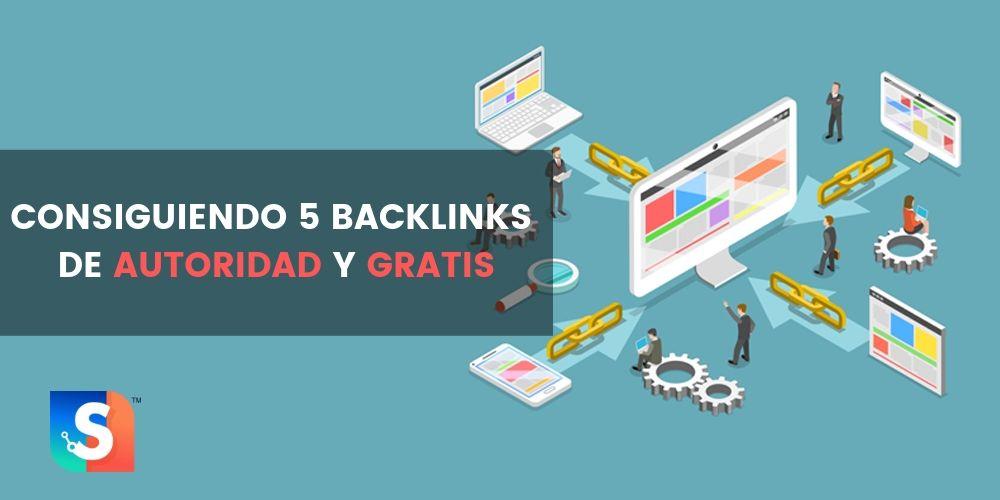 Linkbuilding: 5 enlaces GRATIS y con autoridad